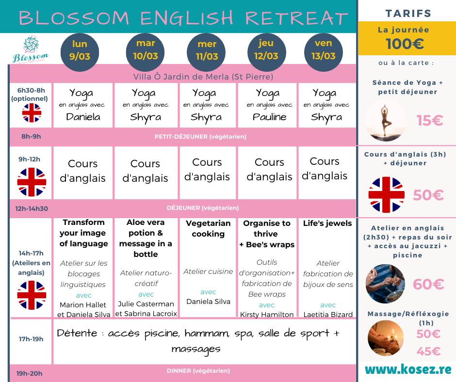 Programme Blossom Retreat-1
