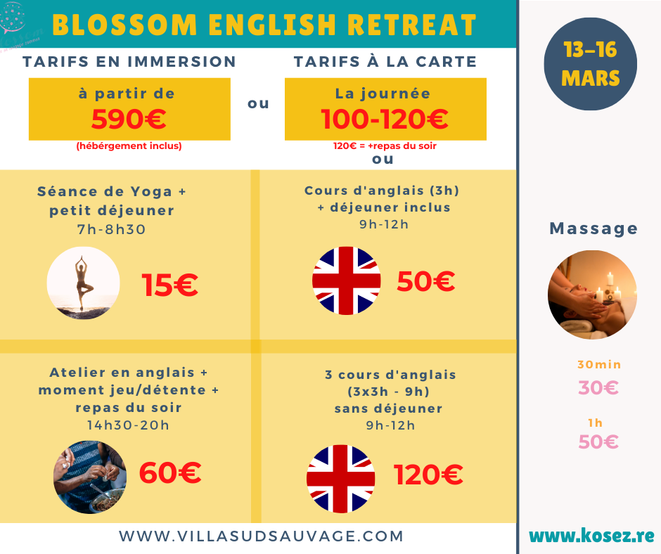 Programme Blossom Retreat(9)